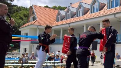 Hegyvidék Harcosai Küzdősport Akadémia