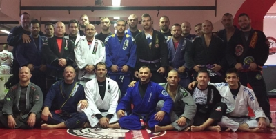 Carlson Gracie Team Hungary