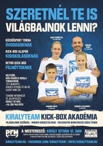 Halker-KiralyTeam Kick-box Akadémia