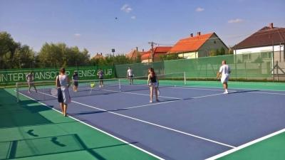 Intertranscoop Tenisz Club