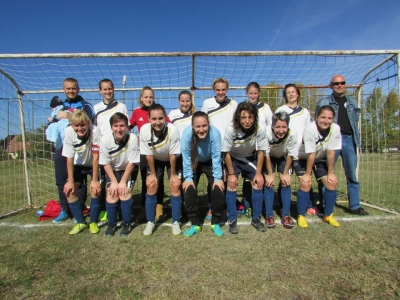 Mórahalmi Női Focicsapat