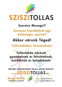 Sziszitollas - Szentendre Tollas