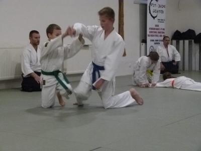 Aikido Meishin Dojo Sopron
