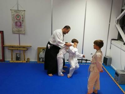 Zenshin Ryou Aikido Dojo