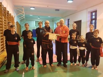 Magyar Fatshani Wing Chun