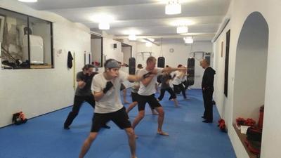 Modern Ving Tsun Kung fu