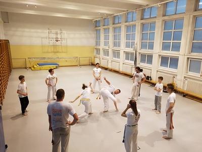 Vem Camará Capoeira