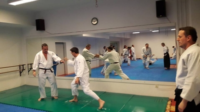 Aikido Takuma Dojo