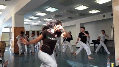 Capoeira Camuá Szeged