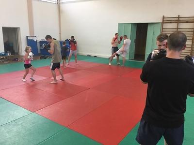 MVSC Thai box szakosztály
