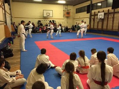 Monor SE - Karate szakosztály