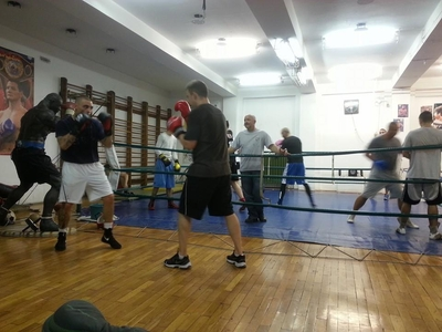 KSI Amatőr Box Team
