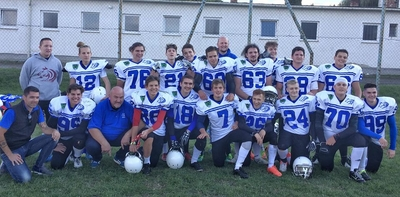 Tatabánya Mustangs Ifjúsági Amerikai Futball Csapat