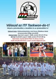 Hódmezővásárhelyi ITF Taekwon-do Klub
