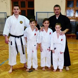 Tatabányai Sport Club Karate Szakosztály Kerecsen Dojo