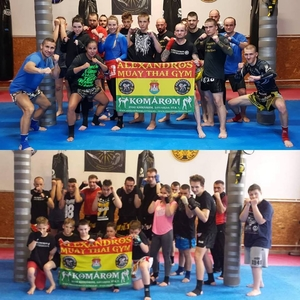 Alexandros Bulls Kick-Box és Thai Box SE