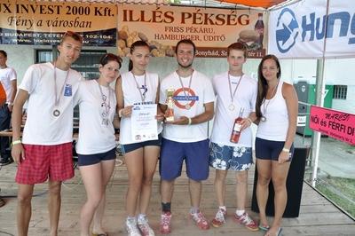 Bonyhádi Röplabda és Szabadidő Klub