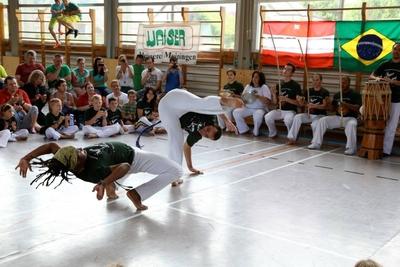 Capoeira CDO Pécs