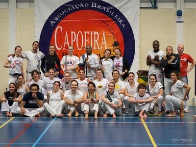 Grupo Capoeira Brasil Hungary