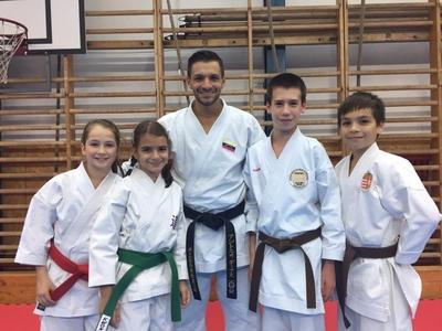 Karate Klub Sporting Budo