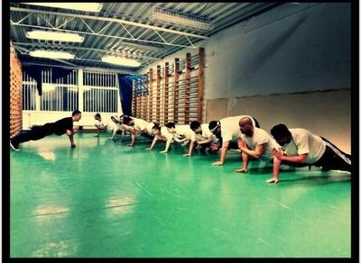 Dynamic Wing Chun kung fu Kőbánya
