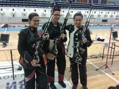 Budapesti Honvéd Sportlövő Szakosztály