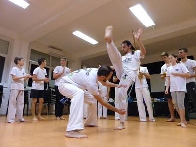 Capoeira Espírito Livre