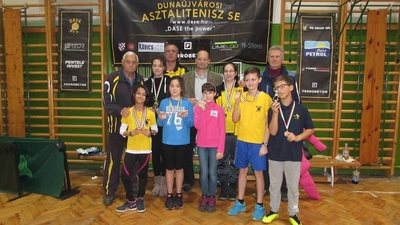 Dunaújvárosi Asztalitenisz Sportegyesület