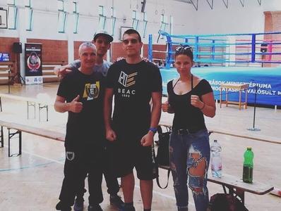 Grád Boxing Family