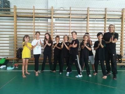 Arany Sárkány Harcművészeti Akadémia