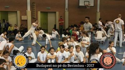Centro Cultural Senzala de Capoeira Budapest