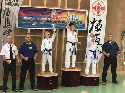 Gyáli és Tabi IKO Kyokushinkai SE