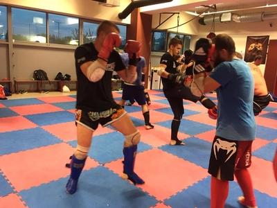 Veszprémi Thai-box Egyesület